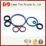 Unterschiedliches Size Colorful Silicone Rubber O Rings in Rubber Products