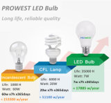 싼 Price E27 B22 5W 7W 9W 12W LED Energy Saving Bulbs
