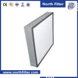 Trennzeichen-Art HEPA Glaass Faser-Luftfilter