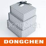 Het magnetische Verpakkende Vakje van het Parfum van het Document Carboard van het Deksel Stijve Kosmetische