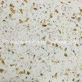 Marbre artificiel en pierre à quartz artificiel pour comptoir en dalle de carrelage