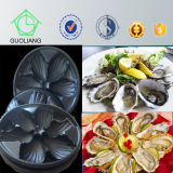 Plateau jetable de fruits de mer de pp