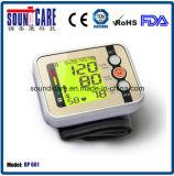 涼しいバックライト(BP601)が付いている2年の保証のデジタル血圧のモニタ