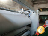 Dampf-Gewebe, das Röhrenverdichtungsgerät-Maschinerie beendet