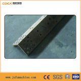 角度の鋼鉄打つマーキングおよびせん断の生産ライン
