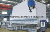 Wc67y-63t/2500 Digitalanzeigen-Metallhydraulische verbiegende Maschine