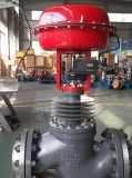Dn200 Pn40 Heat Dissipation Control Valve pour la température élevée