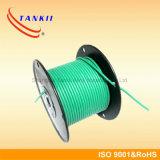 Type K (KPX KNX) de fil de thermocouple de fil isolé par fibre de verre élevée de silice de fil de température élevée