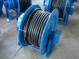 Primavera Tipo Carrete de cable para el cable de alimentación