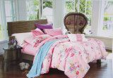 Price bon marché Cotton Bedlinen Floral Printed pour Home Design