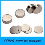 Подгонянный магнит диска неодимия малый круглый для сбывания