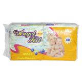 Qualitäts-China-schläfrige Baby-Windel mit elastischem Bund in Guangzhou.