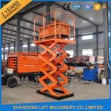 De hydraulische Machine van de Lift van het Pakhuis van de Lading van de Schaar Stationaire