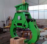 La fente en bois d'excavatrice attaquent l'encavateur fendu en bois de l'excavatrice 20t