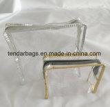 Plastikfreier raum Belüftung-Reißverschluss-Beutel-kleiner Reißverschluss-Beutel