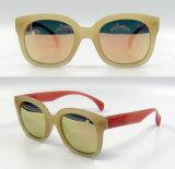 Gafas de sol plásticas de la manera del diseñador a estrenar para las mujeres/señora (DP1191YZ)