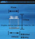 Qualitäts-Glaswaren für Essiggurken und Nahrung