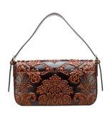Sacs à main à extrémité élevé de sac d'épaule de cuir de créateur de prix de gros pour des femmes