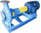100/125-350 pompe de réduction en pulpe de papier pour la ligne de machine de fabrication de papier