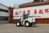 Длинний затяжелитель колеса рукоятки 3ton с двигателем Weichai