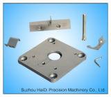 Части CNC на изготовленный на заказ нержавеющая сталь 304