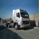 Camión Remolque HOWO 6X4 380hp Sinotruk con la venta del acondicionador de aire caliente en África