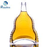 700cc Hoch-Geordnete freie Weinbrand-Glasflasche