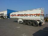 Cimc acoplado del tanque de petróleo de la marca de fábrica 50m3