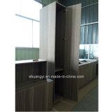 Cocinas modificadas para requisitos particulares modulares modernas de la cabina de cocina del hogar de la cabina de cocina del PVC