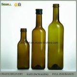 올리브 기름 유리병, 둥근 -250ml, 500ml, 진한 녹색 750ml (02 기름 병)