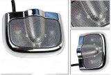 luz da sombra do fantasma do logotipo da porta de carro do diodo emissor de luz da microplaqueta do CREE 12V