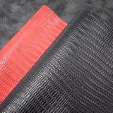Cuoio di pattino sintetico impresso di modo del sacchetto dell'unità di elaborazione della pelle animale del coccodrillo