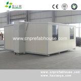 Het flexibele Gecombineerde Huis van de Container van de Luxe