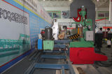 La bande automatique de nouveaux produits de modèle de Mj329z 900mm a vu le matériel de enregistrement de transport