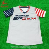 Sublimation-Mann-Baseball-Jersey-Hemd