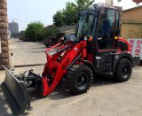 Zl10 Fox 910 затяжелитель колеса лопаткоулавливателя начала 1 тонны миниый малый