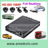 4 auto sistemas de vigilância da canaleta para barramentos dos caminhões dos carros Taxis todos os veículos dos tipos