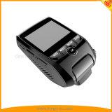 """2.4 """" FHD 1080P 대시 사진기 정면 170와 후방 야간 시계를 가진 120 도 광각 렌즈"""