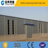 Almacén prefabricado ligero galvanizado surtidor de la estructura de acero de China