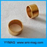 De gouden/Zilveren Magneet van de Ring van Fecrco van de Kleur