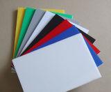 tarjeta de la espuma de la coextrusión del PVC de 1-1.5m m