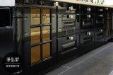 Cabinas de cocina modernas de los muebles del hogar del final de la laca (zz-056)