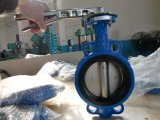 304/316L Lcc LC1 Lcb Sanitary Stainless Steel Butterfly Valve