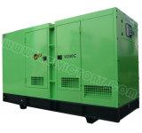 stille Diesel 400kw/500kVA Yuchai Generator met Certificatie Ce/Soncap/CIQ/ISO
