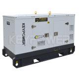 Tipo silenzioso generatore del diesel di potenza di motore di Isuzu