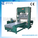 CE Certificate Bridge Type Stone e Concrete Block Splitting Machine