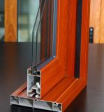 Produit en aluminium efficace de coût pour le guichet et la porte
