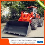 2ton 1.3cbm Wannen-mittlerer Größe hydraulische Miniladevorrichtung für Verkauf