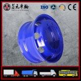 Zhenyuan 자동차 바퀴에서 22.5*8.25 관이 없는 강철 바퀴