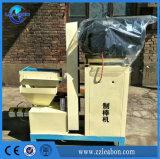 Machine à briqueterie au charbon de bois à la biomasse 500kg / H